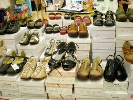 婦人靴・シューズ