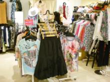 7月の催事(婦人服)