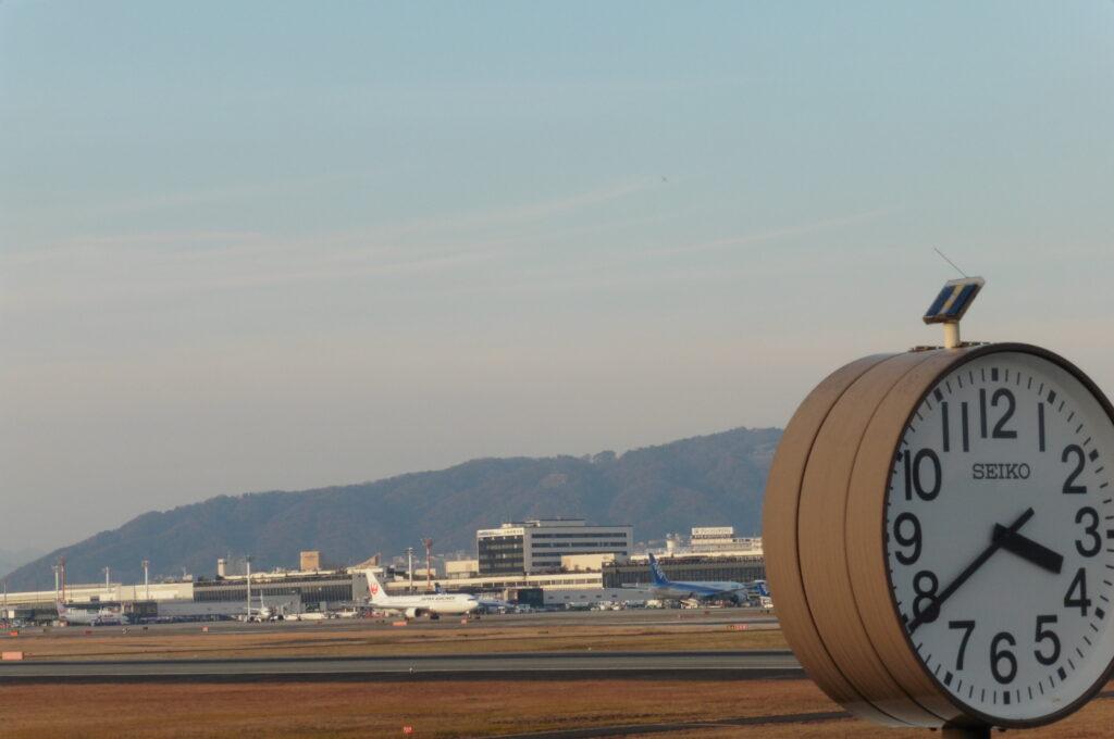 15時40分いざ北海道へ